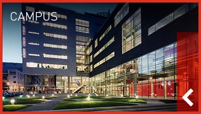 Campus de l'École des sciences de la gestion