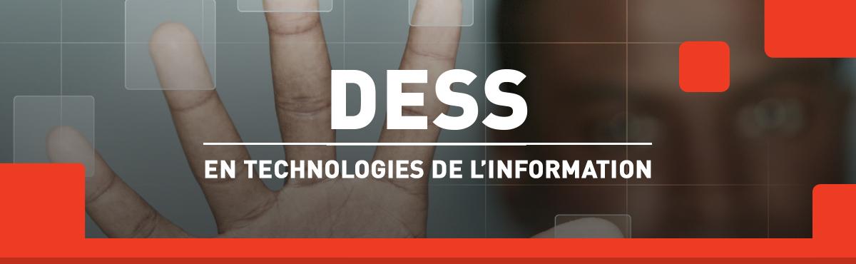 DESS en technologies de l'information