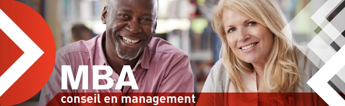 MBA en conseil en management