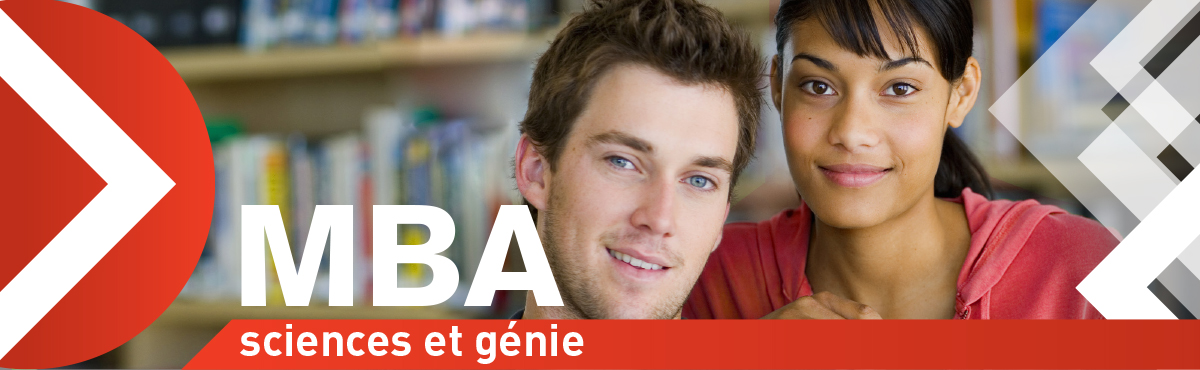 MBA sciences et génie
