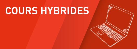 Le certificat en marketing propose des cours en format hybride
